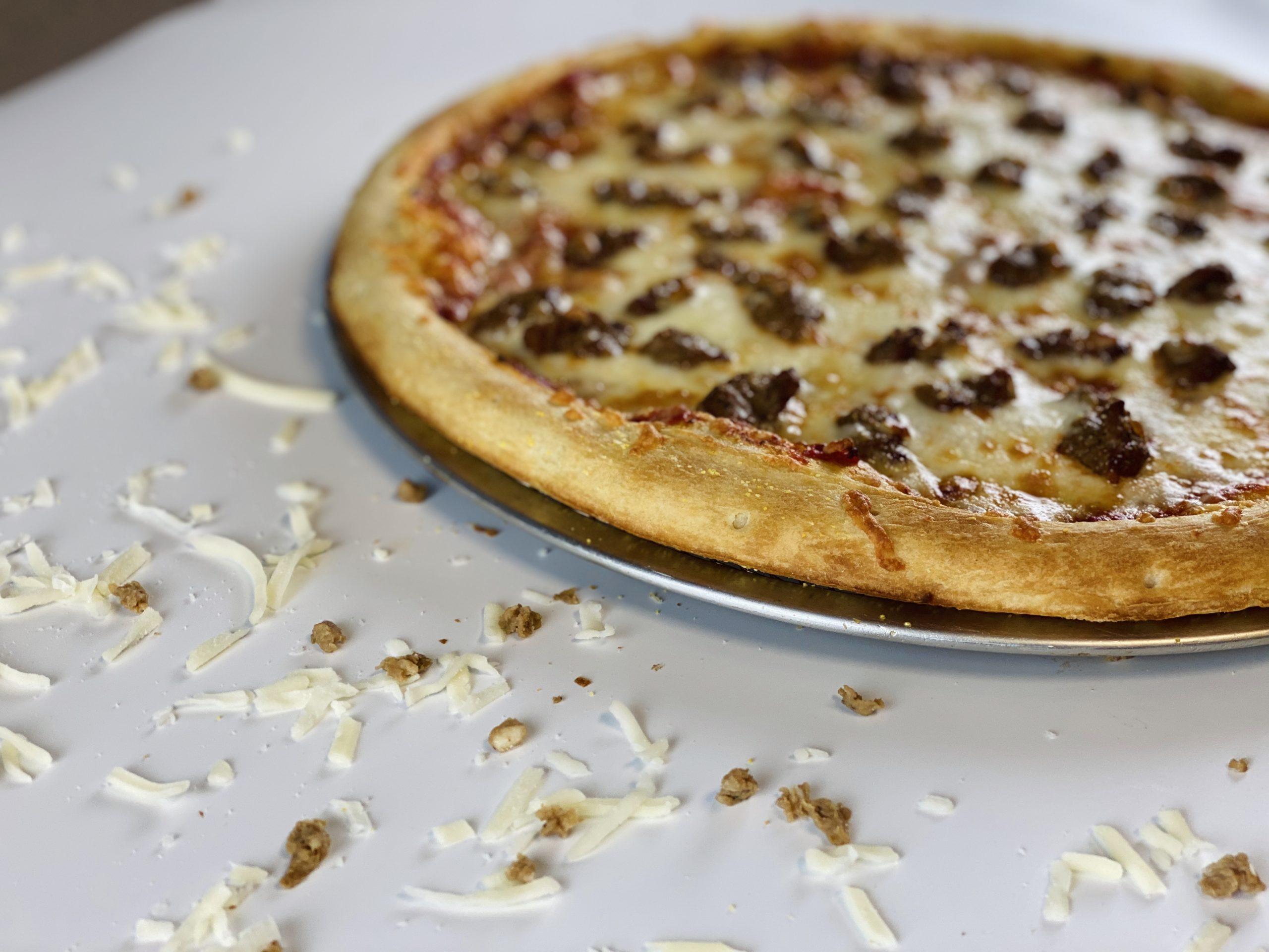 Wingman Pizza